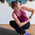 Arm Balancing Vinyasa Short