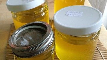 Ghee finished product!