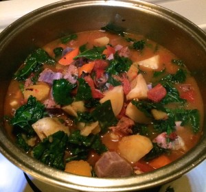 Warming stew