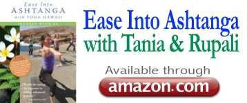 Ease Into Ashtanga DVD available at amazon.com.