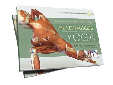 Scientific Keys Vol 1 - The Key Muscles of Hatha Yoga