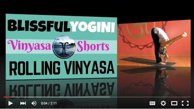 Vinyasa Shorts for class sequencing inspiration