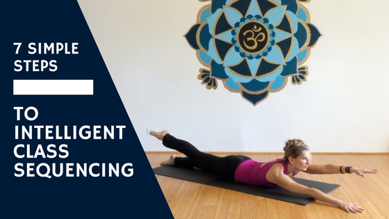 Intelligent Yoga Class Sequencing