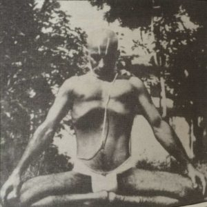 Sri krishnamacharya in mahabandha
